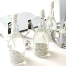 Champagne Wedding Bubbles - White - 1 unit