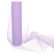 Lilac Tulle Roll - 30cm x 1m