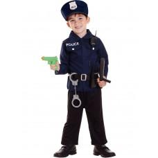 Policeman Set - 3-6 yrs