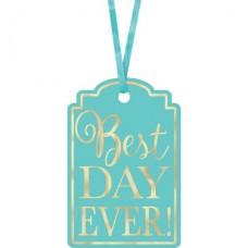 25 Robin Egg Blue Best Day Ever Tags
