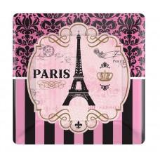 """Paper Plates """"A Day In Paris"""" , 17.7 cm, 8 pcs"""