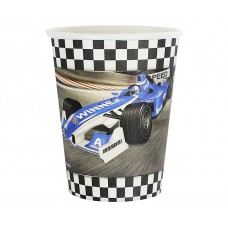 Paper cups FORMULA, 6 pcs