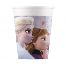 Paper cups Frozen 2, 200 ml, 8 pcs