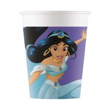 Paper cups Princess Day Dream, 8 pcs