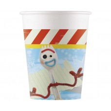 Paper cups Toy story 4, 200 ml, 8 pcs