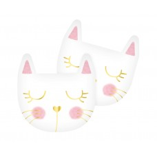 Paper napkins Cat, 33 x 33 cm, 2 ply, 12 pcs.