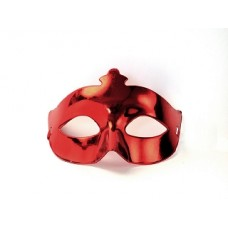 Party Mask, red