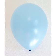 Strong Balloons 30cm, Pastel Baby Blue 1pc