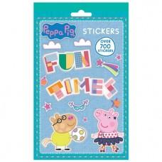 Peppa Pig Stickers - 700 Stickers