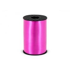 Plastic ribbon, fuchsia, 5mm/225m