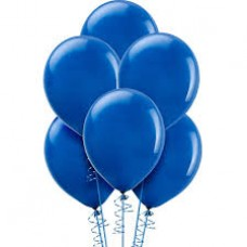 Strong Balloons 27cm, Pastel Royal Blue (1 pkt / 10 pc.)