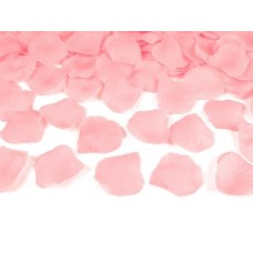 Rose petals in a bag, light pink (1 pack / 100 pc.)