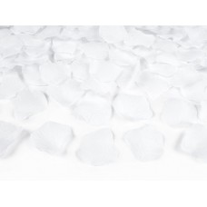 Rose petals in a bag, white (1 pack / 100 pc.)