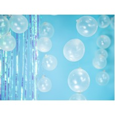 Strong Balloons 12cm, Crystal Clear 1pc