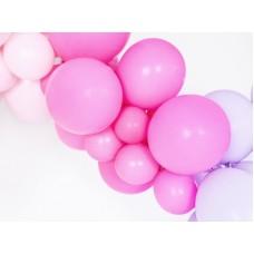 Strong Balloons 12cm, Pastel Fuchsia 1pc