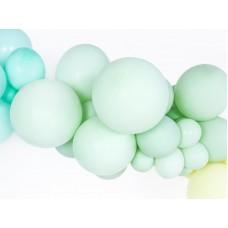 Strong Balloons 12cm, Pastel Pistachio 1pc