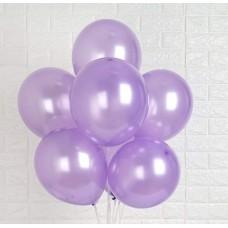 Strong Balloons 27cm, Metallic Wisteria (1 pkt / 10 pc.)