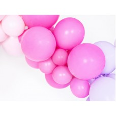 Strong Balloons 27cm, Pastel Fuchsia (1 pkt / 10 pc.)