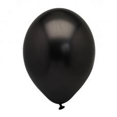 Strong Balloons 30cm, Pastel Black 1pc