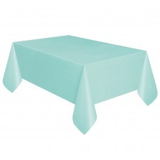 Table Cover Light Blue size 137x275 cm