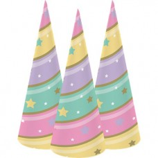 Unicorn Sparkle Horn Hats