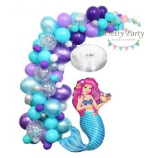 Arch 73 - Mermaid