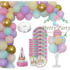 Set Unicorn Party