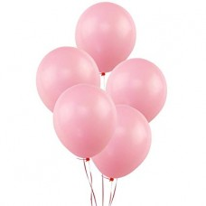 Strong Balloons 27cm, Pastel Baby Pink (1 pkt / 10 pc.)