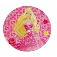 Paper Plates 18cm, 10pcs, Barbie