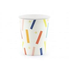 Cups Happy Birthday, mix, 200ml (1 pkt / 6 pc.)