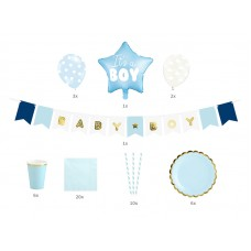Kit for Baby Shower Boy