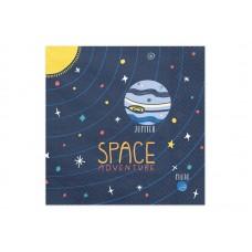 Napkins Space Party, 33x33cm (1 pkt / 20 pc.)