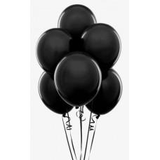 Strong Balloons 27cm, Pastel Black (1 pkt / 10 pc.)
