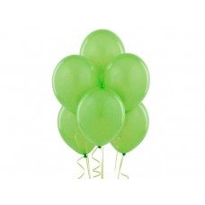Strong Balloons 27cm, Pastel Bright Green (1 pkt / 10 pc.)
