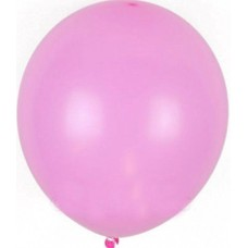 Strong Balloons 30cm, bright pink 10pc