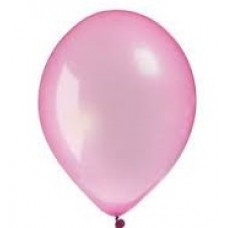 Strong Balloons 12cm, Metallic Candy Pink (1 pc.)