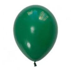 Strong Balloons 12cm, Pastel Emerald Green (1 pc.)
