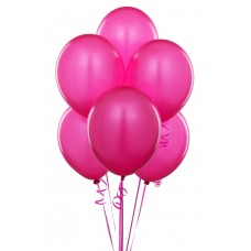 Strong Balloons 27cm, Pastel Hot Pink (1 pkt / 10 pc.)