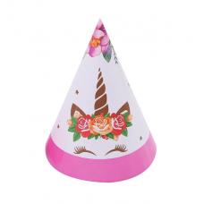Party Hats Unicorn, 6pcs