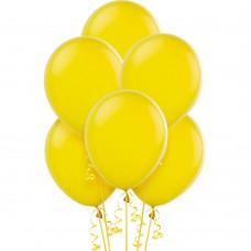 Strong Balloons 27cm, Pastel Honey Yellow (1 pkt / 10 pc.)