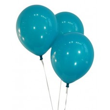 Strong Balloons 27cm, Pastel Lagoon Blue (1 pkt / 10 pc.)