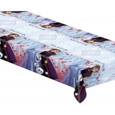 Plastic tablecover Frozen 2, 120x180 cm