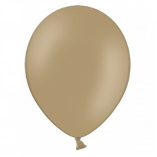 Strong Balloons 27cm, Pastel Cappuccino (1 pkt / 10 pc.)
