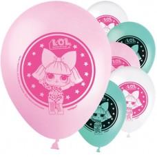 L.O.L Surprise Latex Balloons - 30.4cm - 8pcs