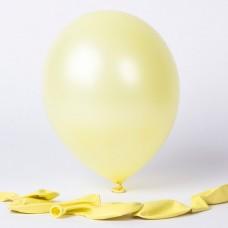 Strong Balloons 27cm, Pastel Light Cream 1 pc.