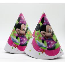 Party Hat 1pc, Minnie Mouse