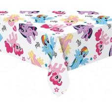 My Little Pony plastic tablecover 120cm x 180cm