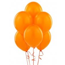 Strong Balloons 27cm, Pastel Mandarin Orange (1 pkt / 10 pc.)