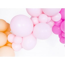 Strong Balloons 12cm, Pastel Pale Pink (1 pc.)