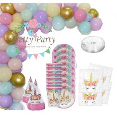 Party Set Unicorn